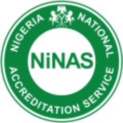 NiNAS Nigeria logo for NEPC