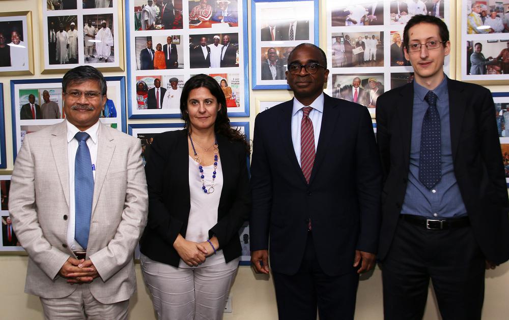 TIE Initiative to enhance Nigeria's trade profile