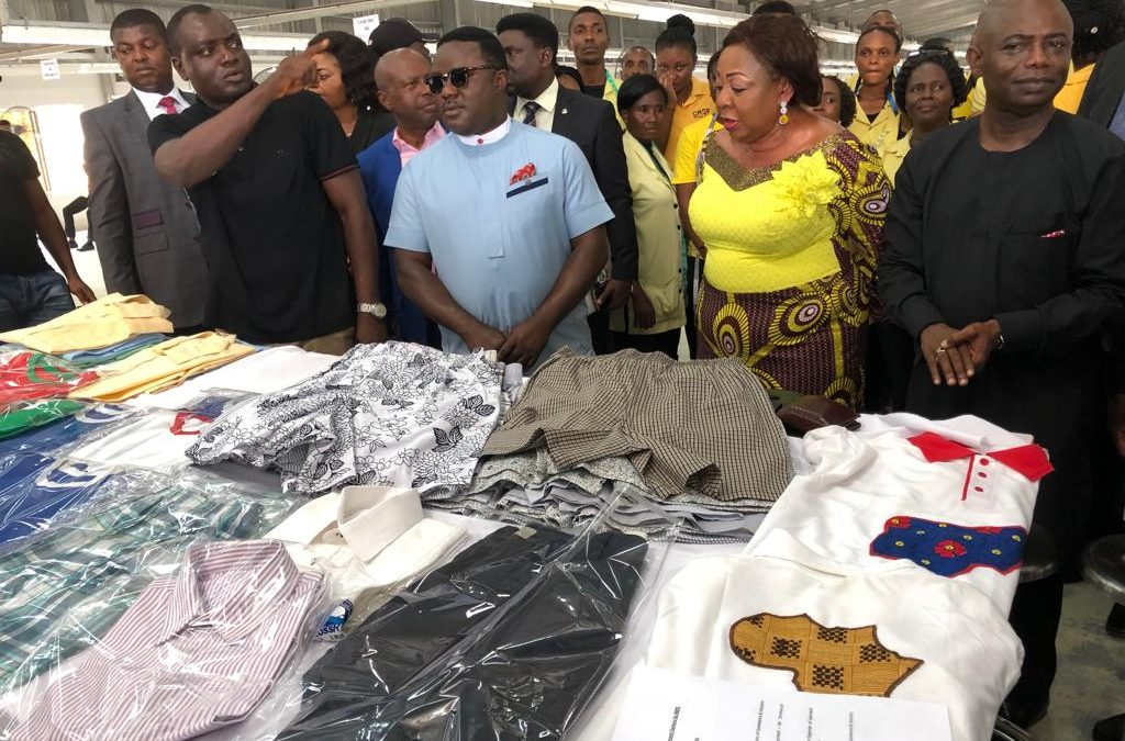NEPC builds capacity on Garment making in Cross River State