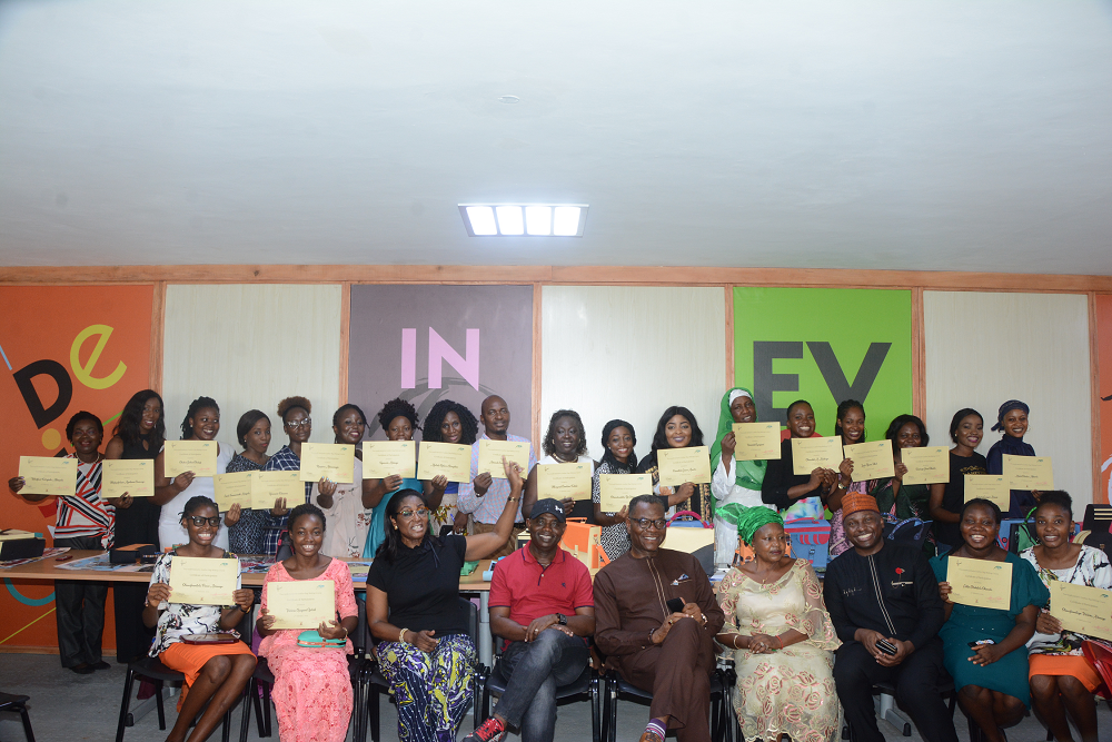 More youths benefit from NEPC Training