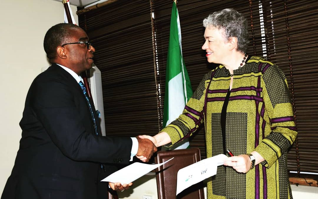 NEPC Signs MOU with UK Government to increase Bilateral Trade