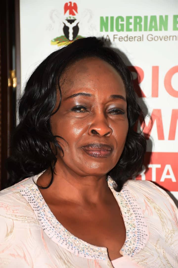 Ms. B. O Opeewe