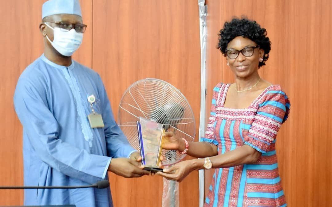 NEPC picks second position in Website rankings