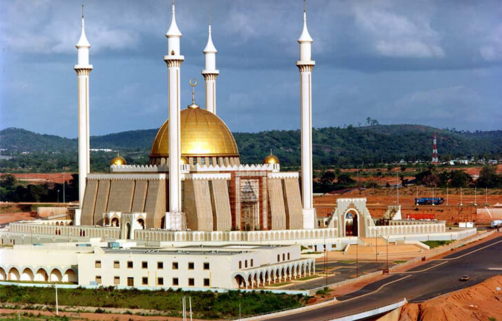 NEPC exports Nigeria - National-Mosque Abuja