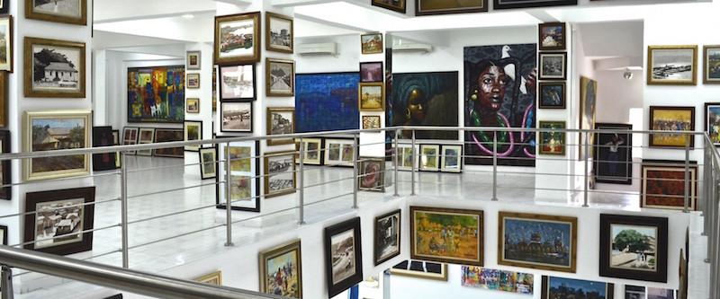 NEPC exports Nigeria - Nike art gallery