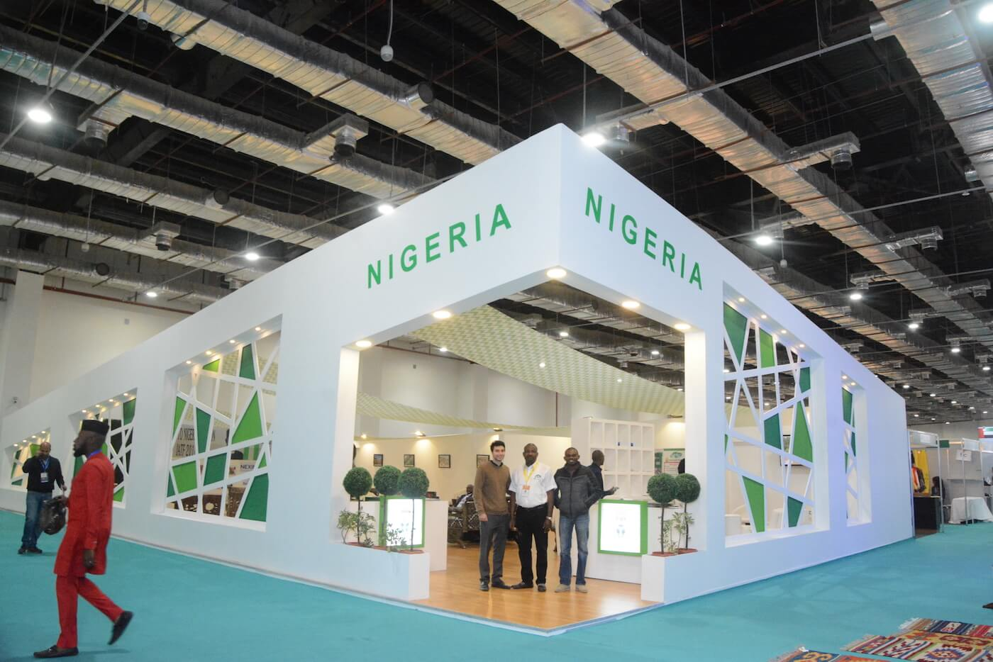 NEPC exports Nigeria - trade promotion services